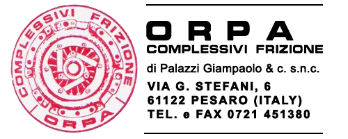 ORPA di Palazzi Giampaolo & C.  s.n.c.